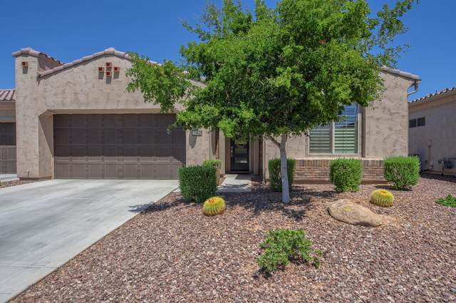 3962 N 164TH Drive, Goodyear, AZ 85395 (MLS #6101758) :: Openshaw Real Estate Group in partnership with The Jesse Herfel Real Estate Group