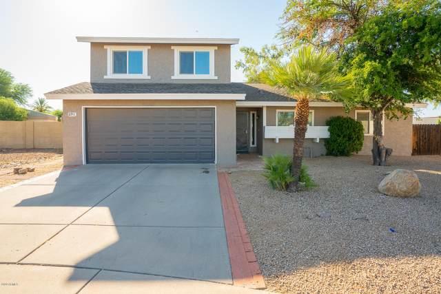 6911 E Phelps Road, Scottsdale, AZ 85254 (MLS #6101759) :: Service First Realty