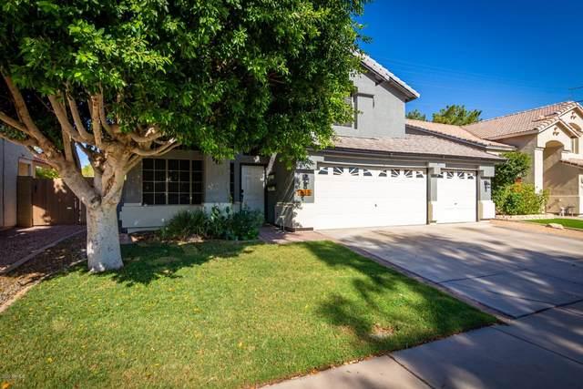 835 N Peppertree Drive, Gilbert, AZ 85234 (MLS #6101769) :: Klaus Team Real Estate Solutions