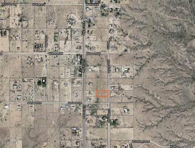 60XXX S 330th Avenue, Tonopah, AZ 85354 (MLS #6101778) :: Keller Williams Realty Phoenix