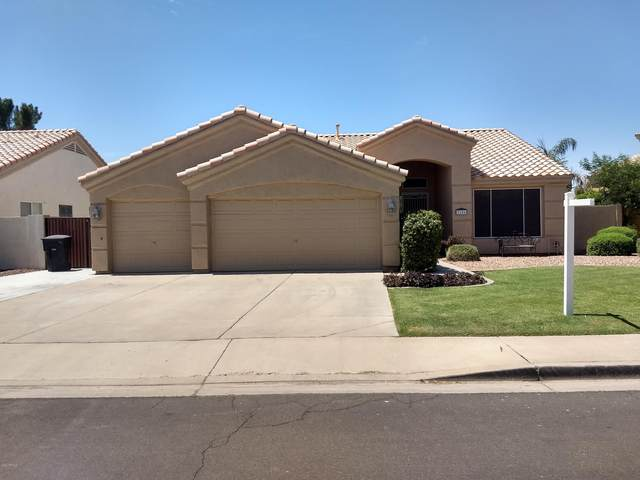2246 S Revolta, Mesa, AZ 85209 (MLS #6101786) :: CANAM Realty Group