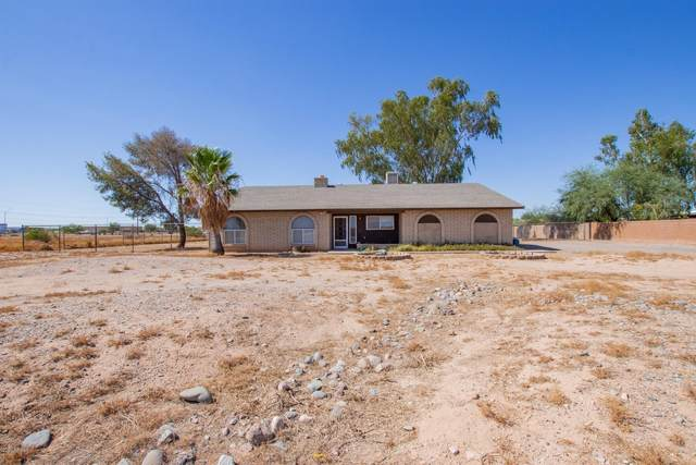 13018 W Peoria Avenue, El Mirage, AZ 85335 (MLS #6101788) :: Arizona Home Group