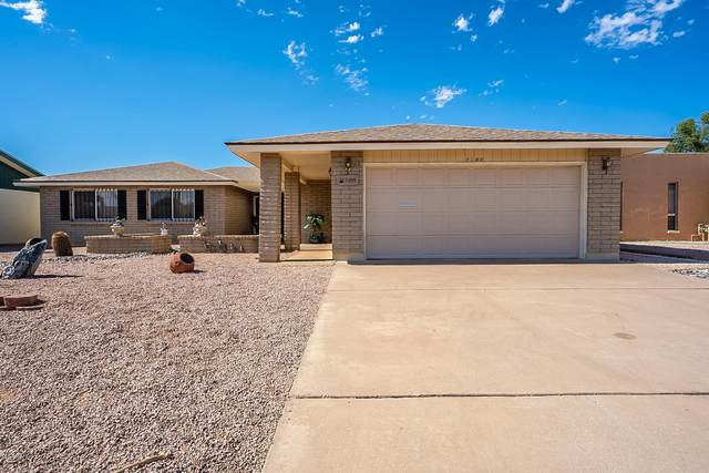 7108 E Flossmoor Avenue, Mesa, AZ 85208 (MLS #6101799) :: CANAM Realty Group