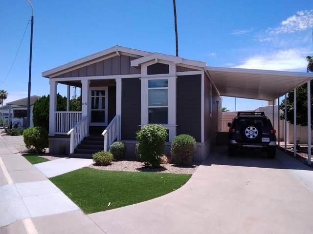 2460 E Main Street E15, Mesa, AZ 85213 (MLS #6101801) :: Conway Real Estate