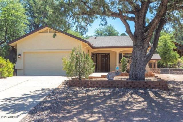 1405 N Easy Street, Payson, AZ 85541 (MLS #6101812) :: Service First Realty