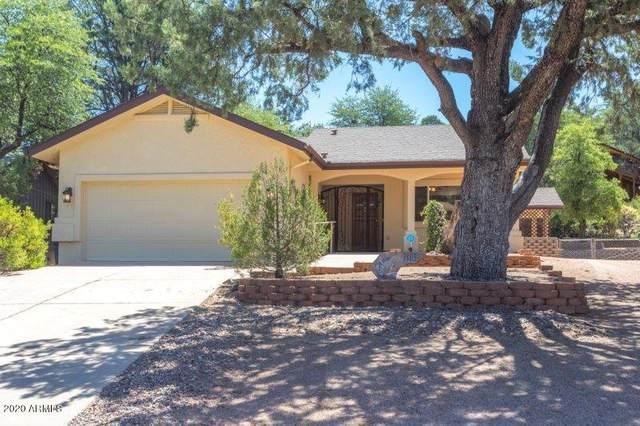 1405 N Easy Street, Payson, AZ 85541 (MLS #6101812) :: The W Group