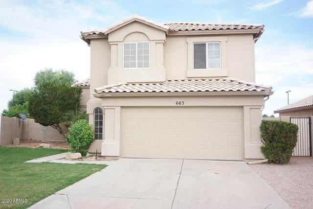 663 N Sunway Drive, Gilbert, AZ 85233 (MLS #6101816) :: Conway Real Estate