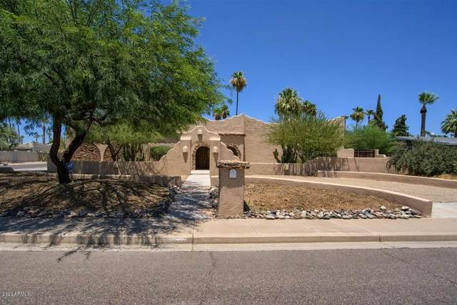 6602 E Sweetwater Avenue, Scottsdale, AZ 85254 (MLS #6101830) :: Klaus Team Real Estate Solutions