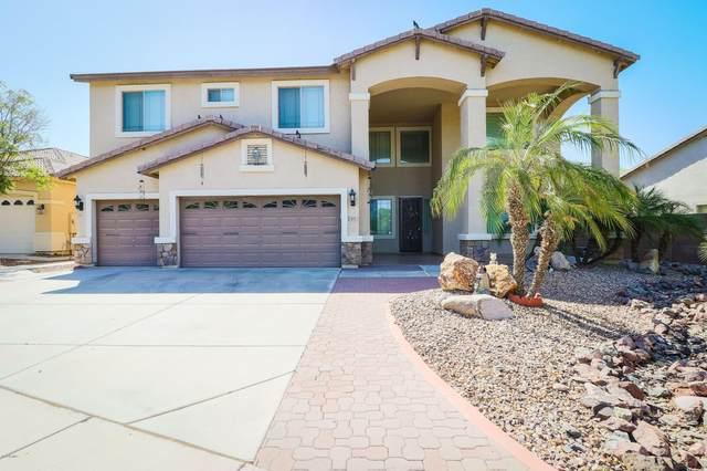 6437 S Cottonfields Lane, Laveen, AZ 85339 (MLS #6101858) :: Klaus Team Real Estate Solutions