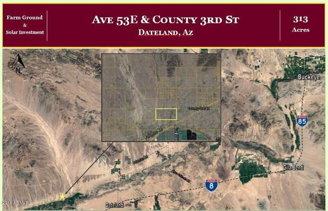 000 Ave 53E & Co 3rd Street, Dateland, AZ 85333 (MLS #6101863) :: Klaus Team Real Estate Solutions