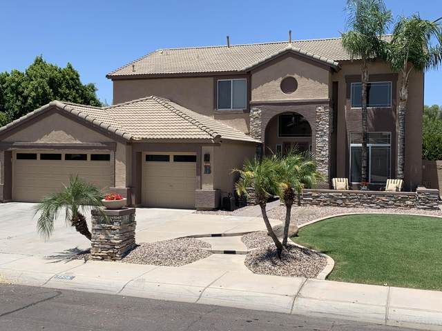 3556 E Longhorn Drive, Gilbert, AZ 85297 (MLS #6101867) :: neXGen Real Estate