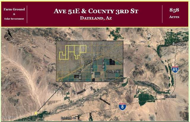000 Ave 51E & Co 3rd Street, Dateland, AZ 85333 (MLS #6101870) :: Klaus Team Real Estate Solutions