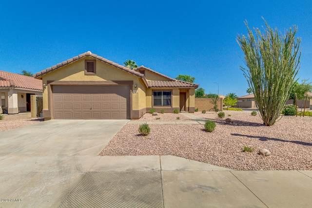 11354 E Quartet Avenue, Mesa, AZ 85212 (MLS #6101886) :: The Property Partners at eXp Realty