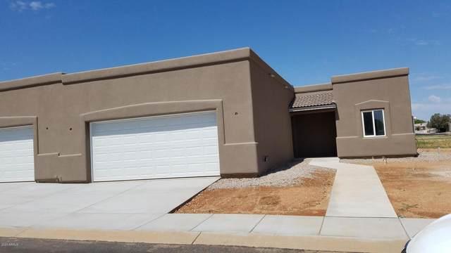 622 S Clubhouse Lane S, Sierra Vista, AZ 85635 (MLS #6101896) :: Service First Realty