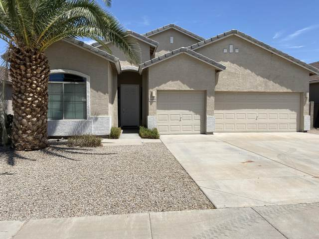 33993 N Danja Drive, Queen Creek, AZ 85142 (MLS #6101899) :: The C4 Group
