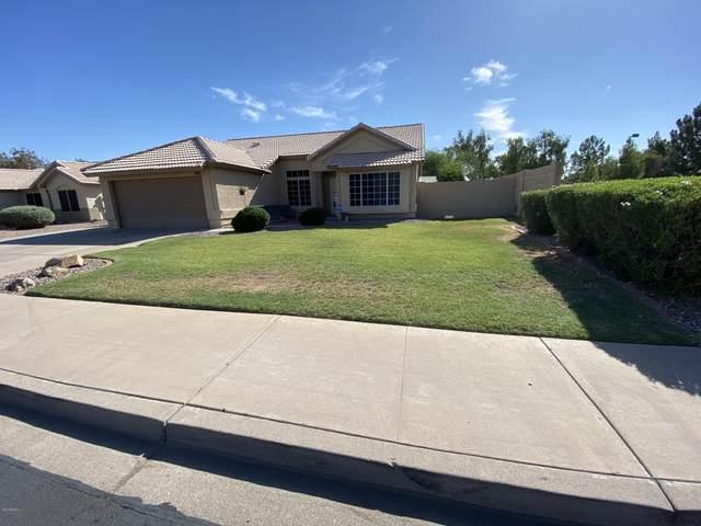 942 S 54TH Street, Mesa, AZ 85206 (MLS #6101908) :: The Laughton Team