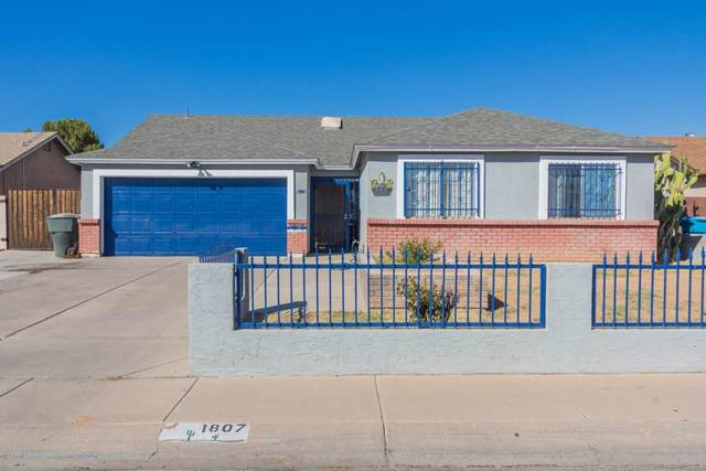 1807 N 90TH Drive, Phoenix, AZ 85037 (MLS #6101912) :: Openshaw Real Estate Group in partnership with The Jesse Herfel Real Estate Group