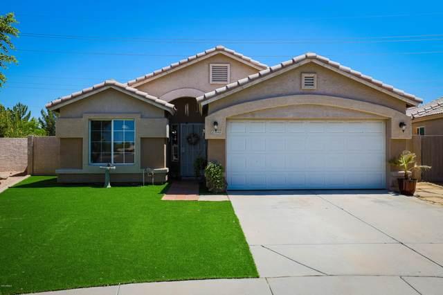 10401 W Pasadena Avenue, Glendale, AZ 85307 (MLS #6101913) :: The C4 Group