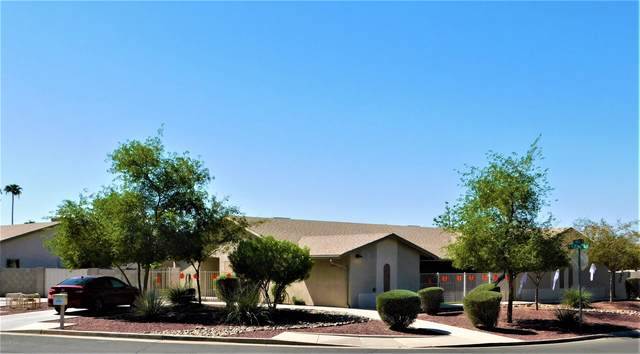 1745 E Palm Parke Boulevard, Casa Grande, AZ 85122 (MLS #6101922) :: Yost Realty Group at RE/MAX Casa Grande