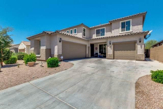 36044 N Vidlak Drive, San Tan Valley, AZ 85143 (MLS #6101925) :: Yost Realty Group at RE/MAX Casa Grande