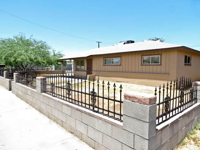 3756 W Mulberry Drive, Phoenix, AZ 85019 (MLS #6101933) :: Yost Realty Group at RE/MAX Casa Grande