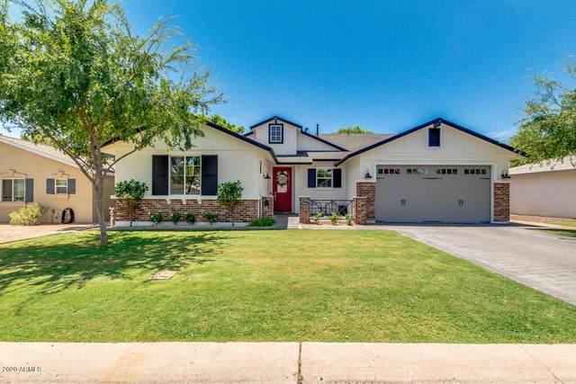3844 N 48TH Place, Phoenix, AZ 85018 (MLS #6101937) :: The Laughton Team