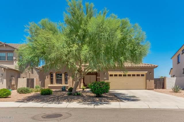 38497 N Tumbleweed Lane, San Tan Valley, AZ 85140 (MLS #6101941) :: The C4 Group