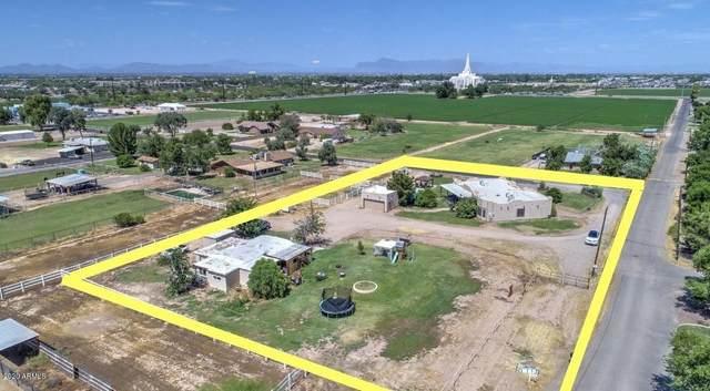 3382 S 157TH Place, Gilbert, AZ 85297 (MLS #6101942) :: Klaus Team Real Estate Solutions