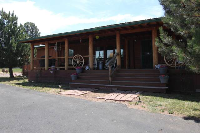 1165 Lone Pine Dam Road, Show Low, AZ 85901 (MLS #6101949) :: Lucido Agency