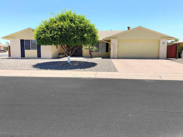 11063 W Gulf Hills Drive, Sun City, AZ 85351 (MLS #6101967) :: Service First Realty