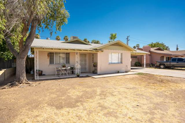 61 W 11TH Drive, Mesa, AZ 85210 (MLS #6101968) :: Conway Real Estate