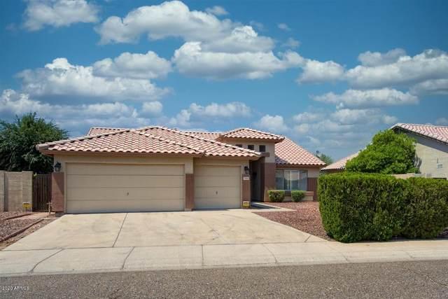8154 W Palmaire Avenue, Glendale, AZ 85303 (MLS #6101971) :: Conway Real Estate