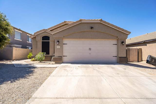 4353 E Longhorn Street, San Tan Valley, AZ 85140 (MLS #6101983) :: Arizona Home Group
