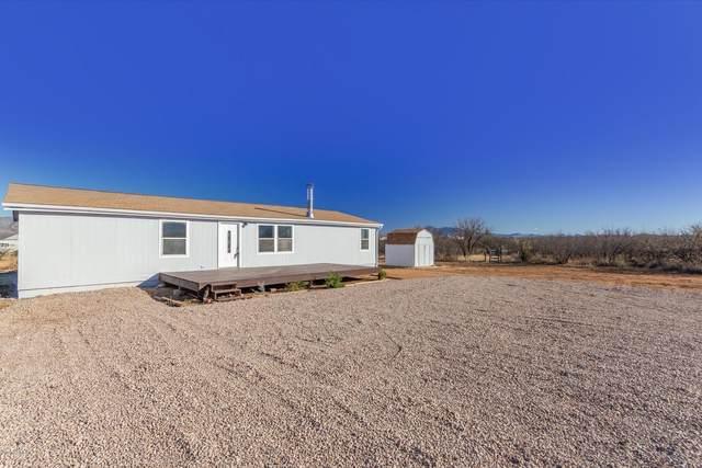 4923 S Clayton Road, Sierra Vista, AZ 85650 (MLS #6101984) :: Service First Realty