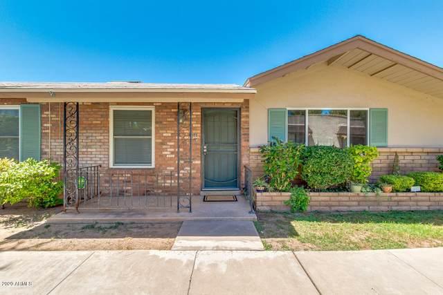 911 N Cherry, Mesa, AZ 85201 (MLS #6101988) :: Lifestyle Partners Team