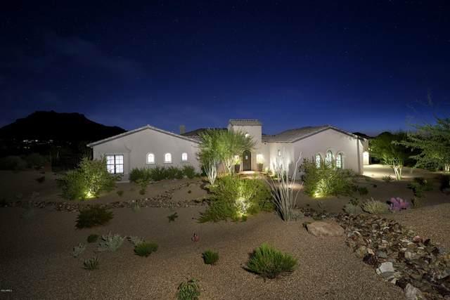 11684 E Quail Track Dr Drive, Scottsdale, AZ 85262 (MLS #6101989) :: Arizona Home Group