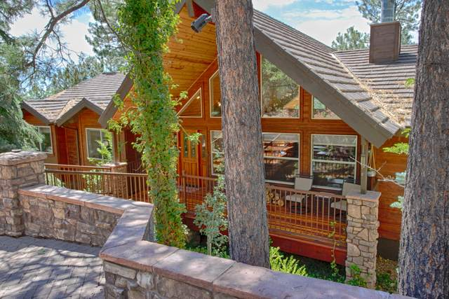 4148 Toboggan Lane, Pinetop, AZ 85935 (MLS #6101992) :: The W Group