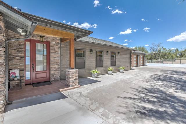 801 S Montana Circle, Payson, AZ 85541 (MLS #6101998) :: The W Group