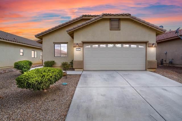 4392 Big Bend Street, Sierra Vista, AZ 85650 (MLS #6102000) :: Service First Realty