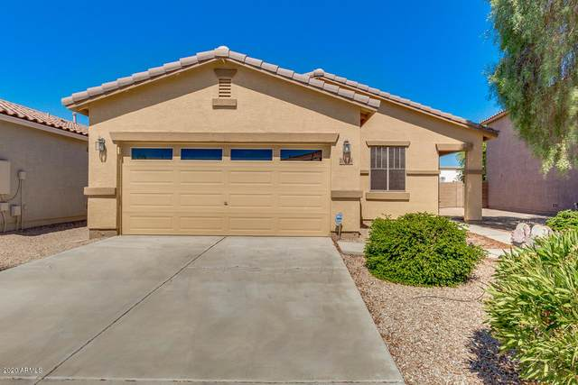 20524 N Alma Drive, Maricopa, AZ 85138 (MLS #6102002) :: Yost Realty Group at RE/MAX Casa Grande