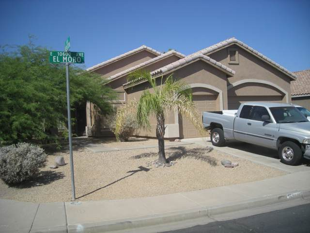 10626 E El Moro Avenue, Mesa, AZ 85208 (MLS #6102003) :: Klaus Team Real Estate Solutions