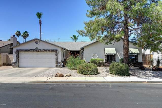 922 W Olla Avenue, Mesa, AZ 85210 (MLS #6102008) :: Lifestyle Partners Team