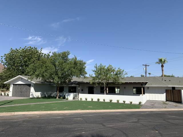 4201 E Coolidge Street, Phoenix, AZ 85018 (MLS #6102013) :: Conway Real Estate