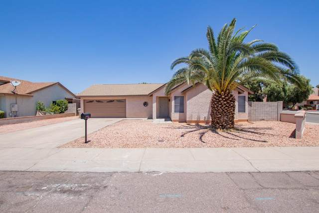 5204 W Voltaire Drive, Glendale, AZ 85304 (MLS #6102017) :: Conway Real Estate