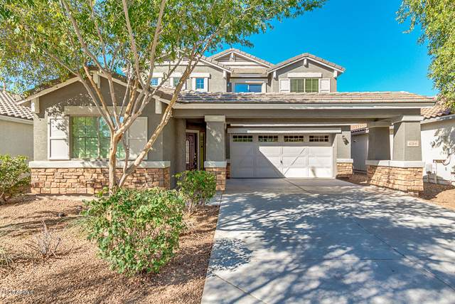 4166 E Bonanza Road, Gilbert, AZ 85297 (MLS #6102033) :: Openshaw Real Estate Group in partnership with The Jesse Herfel Real Estate Group