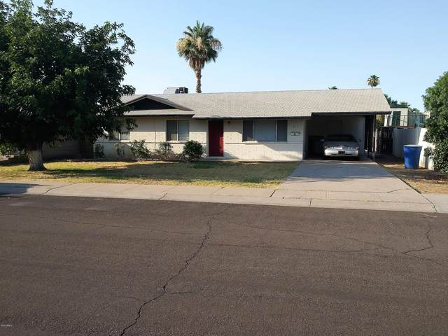 863 W Harrison Street, Chandler, AZ 85225 (MLS #6102036) :: My Home Group