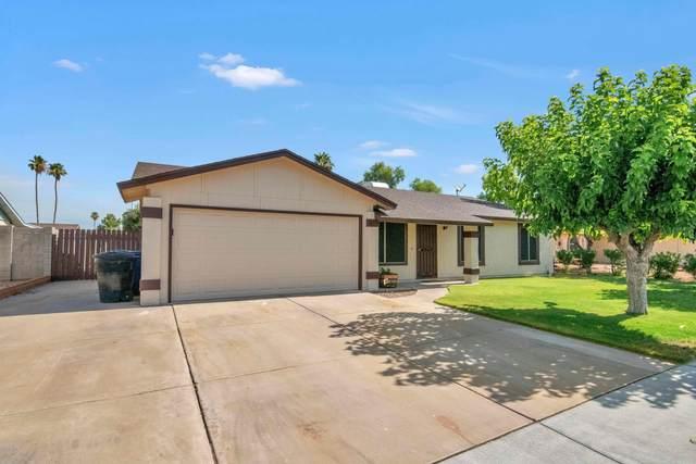 604 W Frito Avenue, Mesa, AZ 85210 (MLS #6102038) :: The Laughton Team