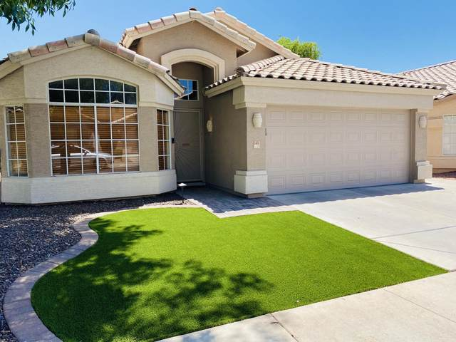 149 W Merrill Avenue, Gilbert, AZ 85233 (MLS #6102040) :: Lifestyle Partners Team