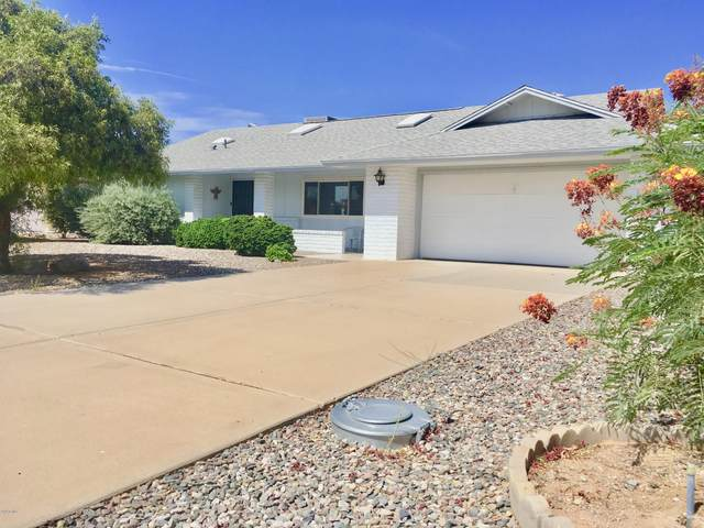 19815 N 124TH Drive, Sun City West, AZ 85375 (MLS #6102056) :: Long Realty West Valley