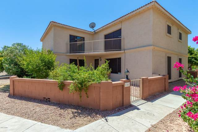 15650 N 19TH Avenue #1161, Phoenix, AZ 85023 (MLS #6102064) :: Klaus Team Real Estate Solutions